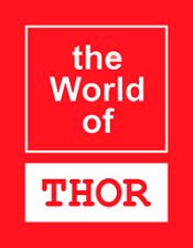 Logo The World Of Thor